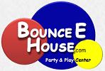 bounce e house logo header