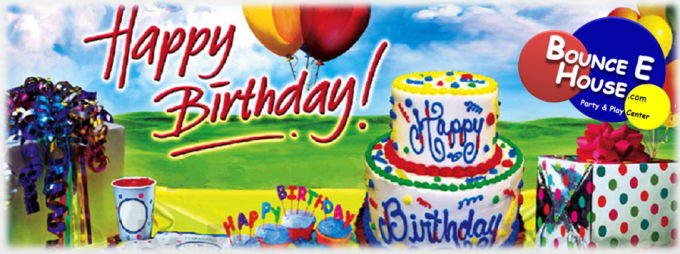 Bounce house bday parties in pierce county