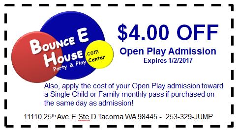 bounce e house open play coupon